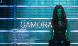 Ah, She Speaks! A Speculative Look At Gamora