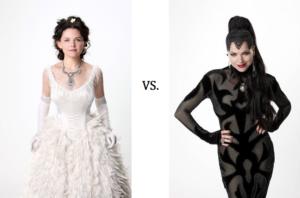 Snow White, Warrior Princess: Madonnas, Cinderellas, and Villians, Oh My!